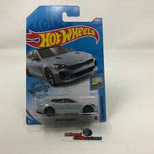 2019 KIA Stinger GT #198 * Grey * 2020 Hot Wheels * WF17
