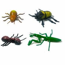 Large Insect Toy Figure Nature Learning Beetle, Ant, Bug, Mantis