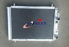 Aluminum Radiator For LANCIA DELTA HF INTEGRALE 8V 16V EVO 2.0 TURBO 1987-1995