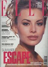Elle Magazine - June 1992