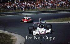 Carlos Reutemann Martini Brabham BT44B alemán Grand Prix 1975 fotografía
