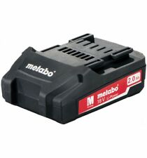 Batterie originale METABO 18V 2Ah li-ion Li-Power lithium NEUVE pas 1.3Ah 2.6Ah