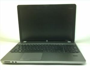 "HP ProBook 4530s 15.6"" Core i3 2nd Gen 4GB Ram 320GB HDD Webcam HDMI Win10 DVDRW"