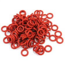 120Pcs Rubber O-Ring Switch Dampeners Dark Red For Cherry MX keyboard Dam qw