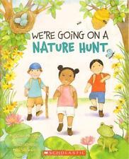 WE'RE GOING ON A NATURE HUNT Metzger Homeschool Grade K - 3 Science Activity