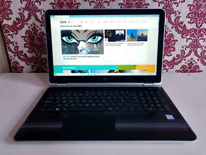 HP Pavilion x360 15-bk057sa touchscreen laptop, i3-6100u, 8gb ram,128GB SSD, FHD