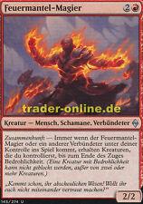 2x fuego abrigo-mago (firemantle Mage) Battle for Zendikar Magic