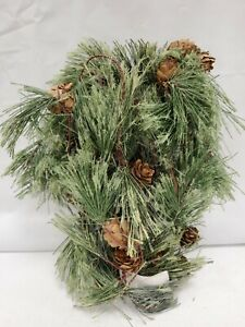 CraftMore Smokey Pine Garland 6 Feet M727