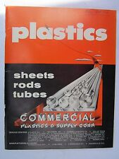 Commercial Plastics & Supply Corp. catalogs: 1971, 1972, 1978.