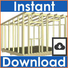 13000+ Woodwork & Joinery Plans/Guides Shed, Log Cabin, Barn, Toys Gate DOWNLOAD