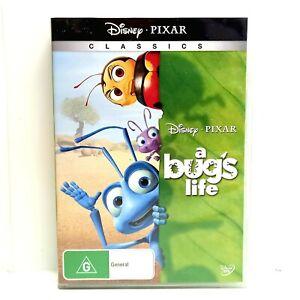 A Bug's Life (DVD, 2010, 2-Disc Set) Region 4 LIKE NEW