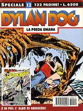 fumetto DYLAN DOG BONELLI SPECIALE numero 12 con ALBETTO