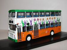 OOC LEYLAND VICTORY NEW WORLD FIRST BUS NWFB ROUTE 9 1/76 44805 GOODBYE LV