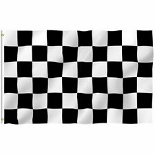 Racing Flag Race Banner Start Finish Car Motorcycle Checkered Auto Moto Banner