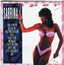 Sabrina Salerno - Super Sabrina - CD Italo-disco
