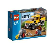 Lego mining 4x4 (4200) City Set  NIB Factory Sealed Truck Vehicle Minifig NEW