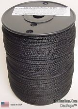 "600' 1/8"" Antenna Support Rope 100% Dacron Polyester, Dipole, Long Wire, Inv. V"