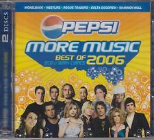 Pepsi More Music - Best of 2006 - Various Artists 2cd Set