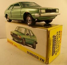 Dinky Toys F n°  011539 Volkswagen Scirocco VW jamais joué en boîte