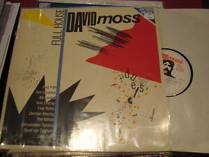 DAVID MOSS full house GEMA MOERS MUSIC