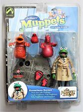 Jim Henson Muppets Series 4 Koozebane Kermit Muppet Show Action Figure