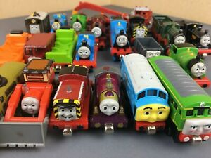 Thomas the Tank Engine - Take Along Engines - Free Postage - Learning Curve