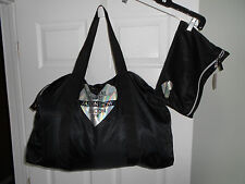 VICTORIA'S SECRET 2014 London Fashion Show Tote Bag & Cosmetic Pouch NWT