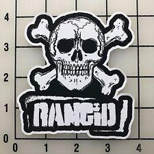 """Rancid 4"""" Wide Multi-Color Vinyl Decal Sticker - BOGO"""