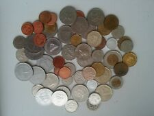 Lot of 58 coins Central and South America