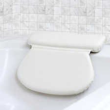 Luxury Waterproof Home Spa Bath Pillow Non-slip Comfort Cushion Green House
