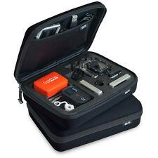 GoPro SP Storage Custodia Nera per Hero HD 1 2 3 3 + 4 TELECAMERE E ACCESSORI DA VIAGGIO
