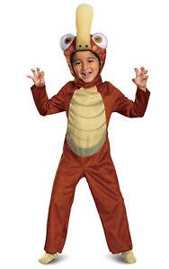 Rocky Classic Child Costume Boys Toddler NEW Gigantosaurus