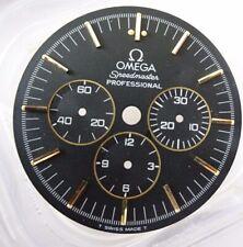 NOS omega speedmaster professional dial gold Watch 1980 cal 861 very rare (O271)