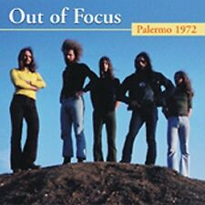 OUT OF FOCUS: Palermo 1972; the best concert of their Italian tour; with flute a