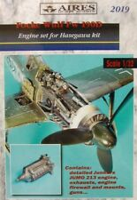 Aires 1/32  Focke Wulf Fw190D Engine Set for Hasegawa kit # 2019