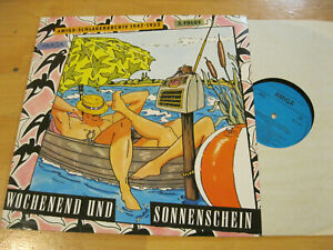 LP Various Amiga Schlagerarchiv 1947-1952 Amapola 2. Folge Vinyl DDR 8 51 163