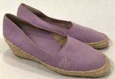 New listing Vtg 70's/80's Deadstock Famolare Lavender Espadrilles, Size 8.5 Narrow