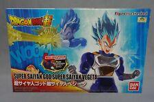Figure-rise Standard Dragon ball Super Saiyan God Vegeta Model kit Bandai NEW **