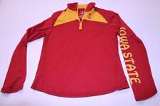 Youth Girls Iowa State Cyclones ISU L (10/12) Athletic Pullover Jacket Colosseum