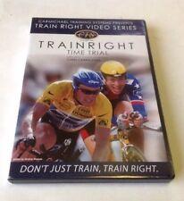 Train Right The Time Trial Carmichael Cycling Racing Training Dvd - E3