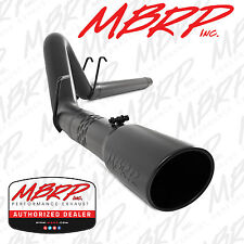 "MBRP S6242BLK 4"" FILTER BACK DIESEL EXHAUST 2008-2010 FORD F-250 F-350 6.4L"