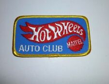 Unopened Vintage Original Hot Wheels Auto Club Mattel Clothing Patch