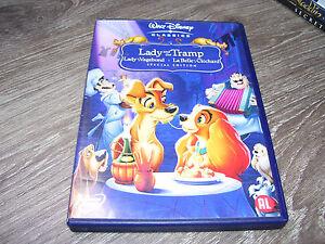 Lady And The Tramp / Vagebond * WALT DISNEY CLASSICS DVD SPECIAL EDITION *