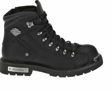 Harley-Davidson Men D93111 Milan St Black Boot Size 11