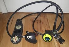 Sherwood Water Scuba Regulator/gauges/compass preowned 1st stage 4226 257