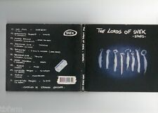 The Lords Of Svek - Stars - CD - SKCD 010 - TECHNO TECH HOUSE DEEP HOUSE