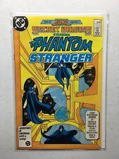 Secret Origins #10 Starting the Phantom Stranger Dc Comic Book 1987 vf