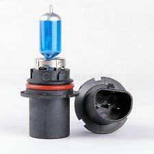 2pcs 9007-HB5 White 55/65W Xenon Halogen Headlight Bulb Hi/Lo Beam 5000K 9007