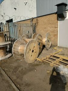 Wooden Cable Drum / Reel
