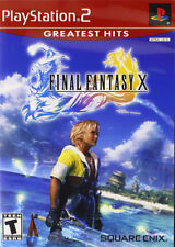 Final Fantasy X Greatest Hit PS2 New Playstation 2